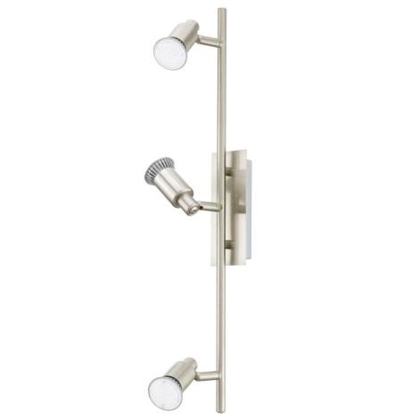 EGLO 90825 - ERIDAN fali/mennyezeti lámpa 3xGU10/LED/3W