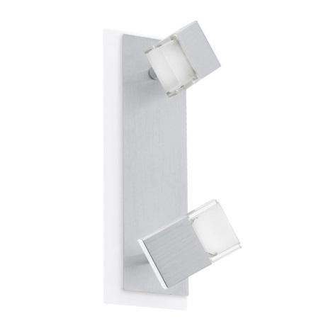 EGLO 90863 - GEMINI LED-es fali/mennyezeti lámpa 2xLED/4,76W