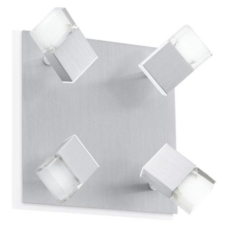 EGLO 90864 - GEMINI LED-es fali/mennyezeti lámpa 4xLED/4,76W