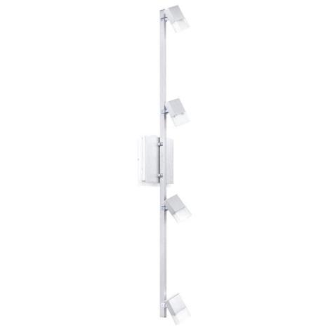EGLO 90865 - GEMINI LED-es fali/mennyezeti lámpa 4xLED/4,76W