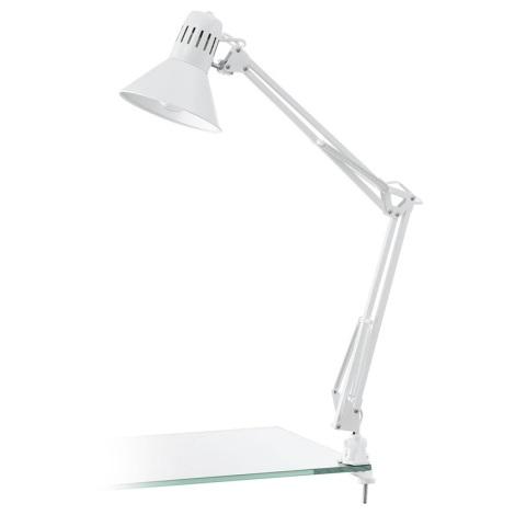 Eglo 90872 - Asztali lámpa FIRMO 1xE27/40W/230V