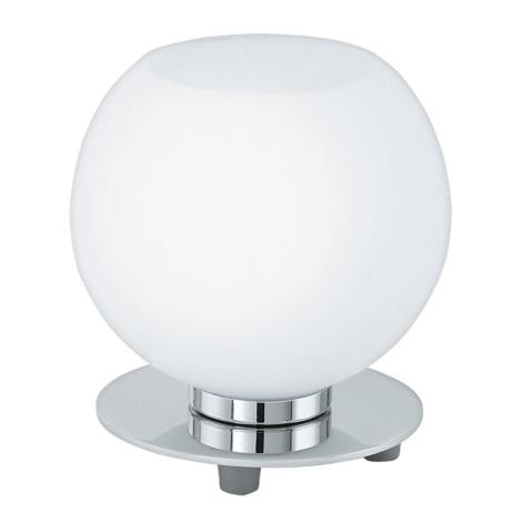 Eglo 90904 - Asztali lámpa BUCCINO 1xE14/40W/230V