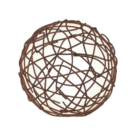 Eglo 90906 - Asztali lámpa NAMBIA 1xE14/40W/230V
