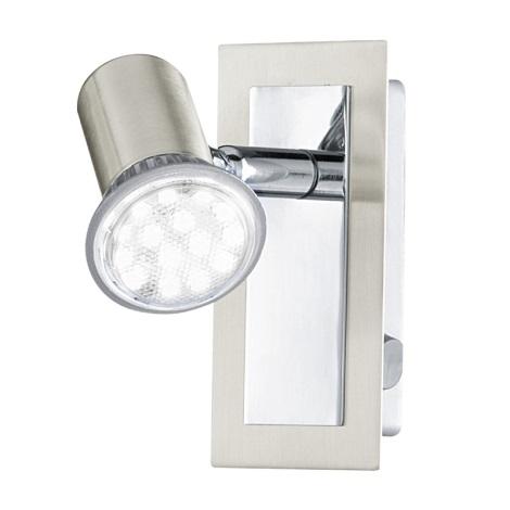 EGLO 90914 - ROTTELO fali/mennyezeti lámpa 1xGU10/LED/3W