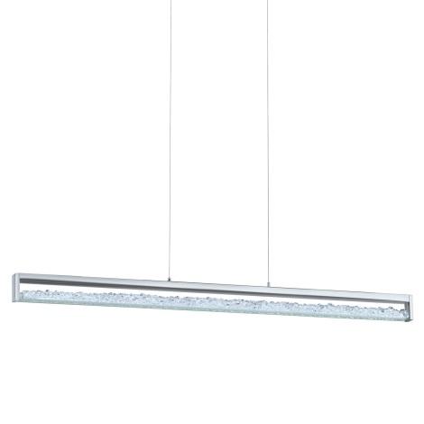 EGLO 90929 - CARDITO LED-es függeszték 1x36,48W(228 LED)