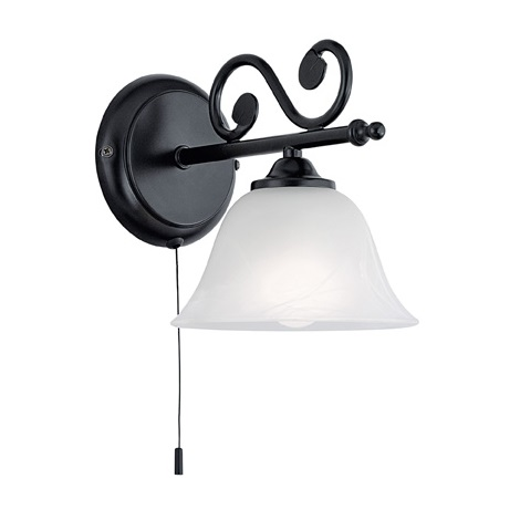 Eglo 91006 - Fali lámpa MURCIA 1xE14/40W/230V