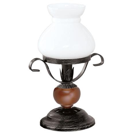 EGLO 91036 - RUSTIC 7 asztali lámpa 1xE14/60W
