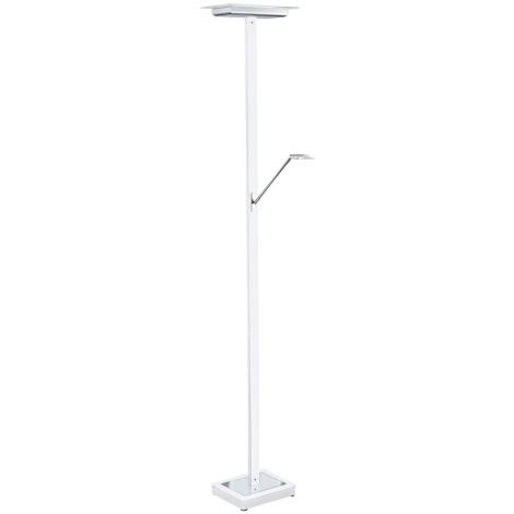 EGLO 91057 - LACERTA 1 LED-es alkony állólámpa  6xLED/4,76W+1xLED/4,76W  fehér
