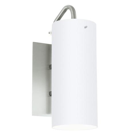EGLO 91081 - PALMOLI kültéri fali lámpa 1xE27/22W fehér