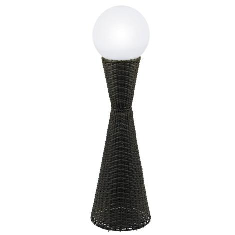 EGLO 91091 - CARPINO kültéri lámpa 1xE27/22W barna/fehér