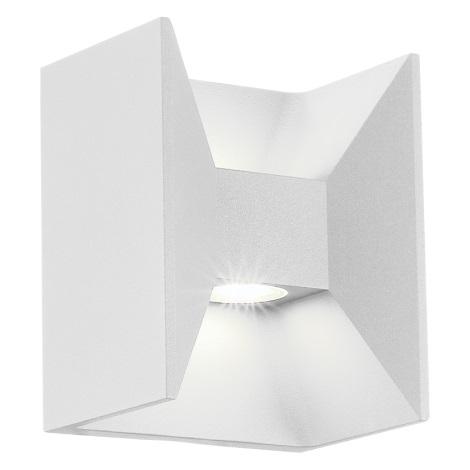 EGLO 91098 - LED Kültéri fali lámpa MORINO 2xLED/4,76W fehér