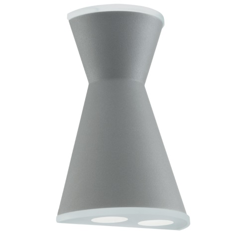 EGLO 91101 - MORINO LED-eskültéri fali lámpa 3xLED/4,76W