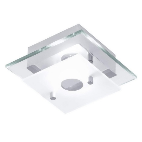 Eglo 91197 - Mennyezeti lámpa BANTRY 1xG9/33W/230V
