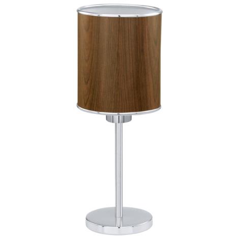 EGLO 91267 - FOLIGNO asztali lámpa 1xE27/60W