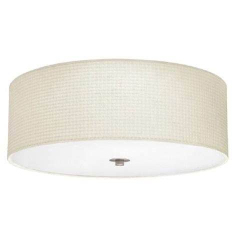 Eglo 91282 - Mennyezeti lámpa KALUNGA 3xE27/60W/230V