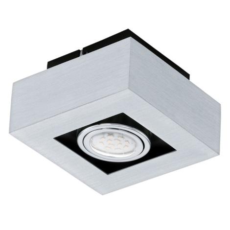 Eglo 91352 - LED Mennyezeti lámpa LOKE 1 1xGU10-LED/5W/230V