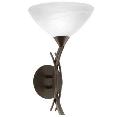 EGLO 91434 - VINOVO fali lámpa 1xE27/60W