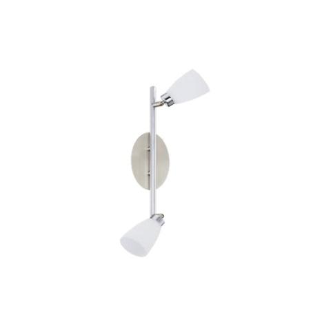 EGLO 91443 - CARIBA mennyezeti lámpa 2xG9/40W