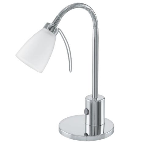 Eglo 91465 - Asztali lámpa CARIBA 1 1xG9/33W/230V