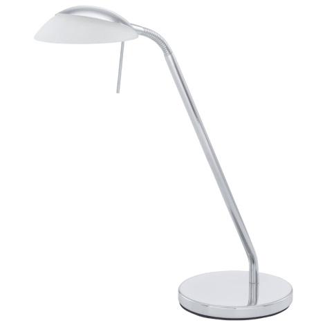 EGLO 91482 - CAREN asztali lámpa 1xG9/40W