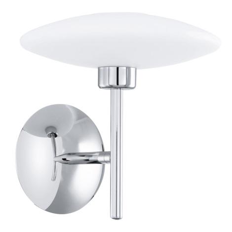 EGLO 91596 - MELINA fali lámpa 1xG9/48W fehér opálüveg