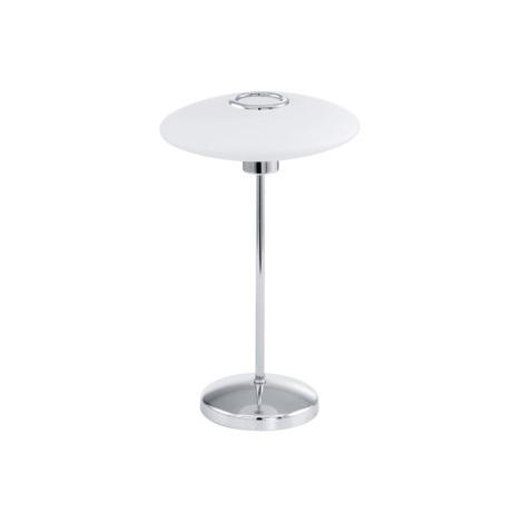 EGLO 91597 - MELINA asztali lámpa 1xG9/48W fehér opálüveg