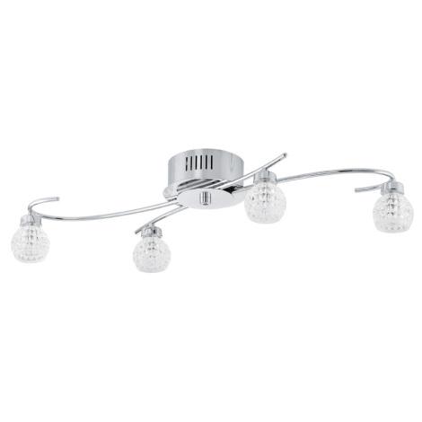 EGLO 91631 - BAREGA LED-es mennyezeti lámpa 4xG4/20W+LED/1W