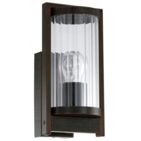 EGLO 91642 - BAGAOS kültéri fali lámpa 1xE27/60W