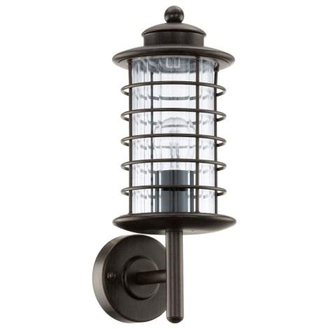EGLO 91728 - NABILA kültéri fali lámpa 1xE27/60W