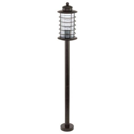 EGLO 91729 - NABILA kültéri lámpa 1xE27/60W antik barna