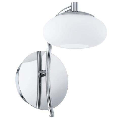 EGLO 91754 - ALEANDRO LED-es fali lámpa 1xLED/6W