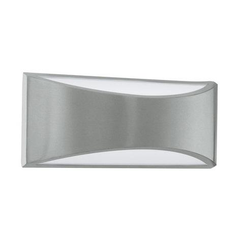 EGLO 91769 - VOLPINO LED-es kültéri fali lámpa 2xLED/6W