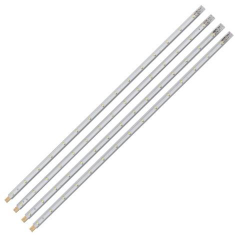 Eglo 92049 - készlet 4x LED STRIPES-SYSTEM 4xLED/1,2W/230V