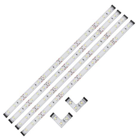 Eglo 92055 - készlet 4x LED FLEX 4xLED/1,44W + 2xLED/0,24W
