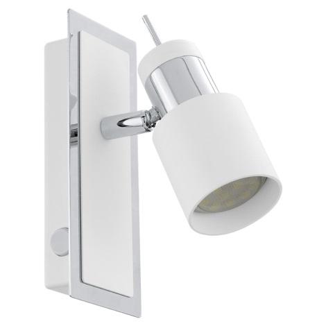 EGLO 92084 - DAVIDA LED-es spotlámpa 1xGU10/5W LED