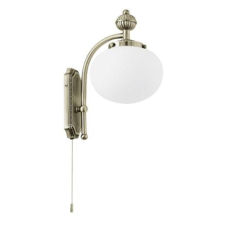 EGLO 92111 - FERNANDEZ fali lámpa 1xE27/60W