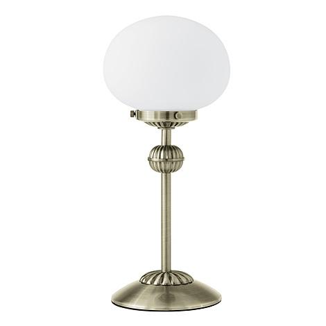 EGLO 92112 - FERNANDEZ asztali lámpa 1xE27/60W/230V