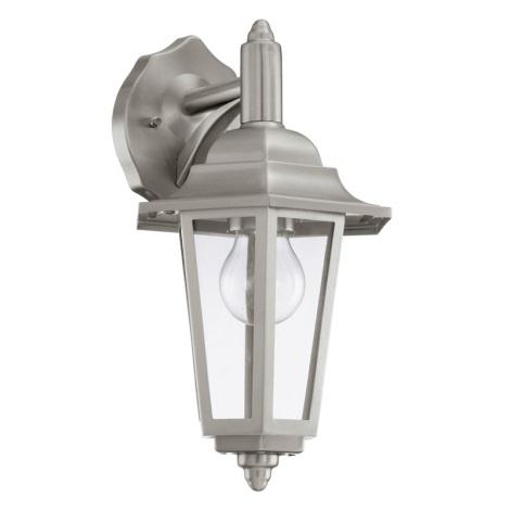 EGLO 92152 - CERVA kültéri fali lámpa 1xE27/60W
