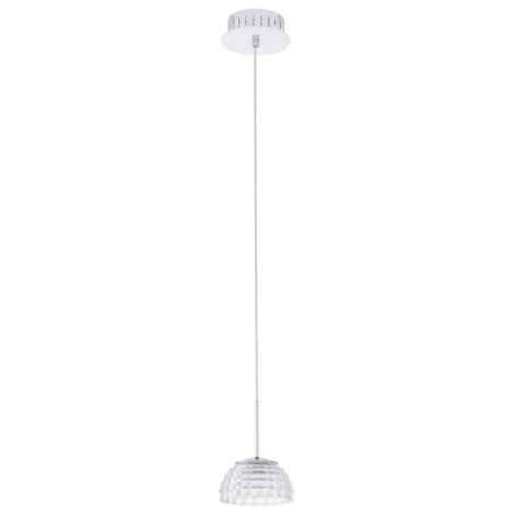 EGLO 92217 - FROSSINI LED-es csillár 1xLED/6W