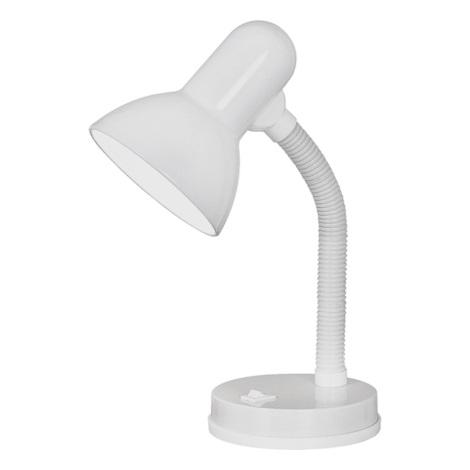EGLO 9229 - BASIC asztali lámpa 1xE27/40W fehér