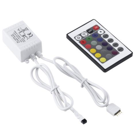EGLO 92318 - LED STRIPES-MODULE LED szalag távirányítóség