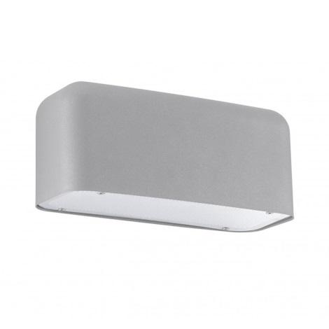 EGLO 92338 - AVESIA LED-es kültéri fali lámpa 1xGU10/2,5W LED
