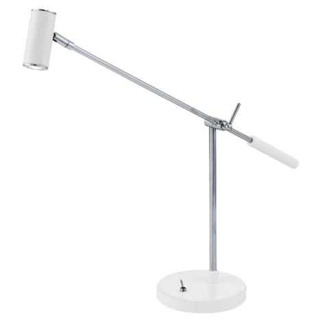 EGLO 92515 - LED Asztali lámpa LAURIA 1 1xLED/2,38W fehér