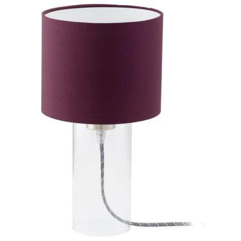 EGLO 92516 - ALVI asztali lámpa 1xE27/60W