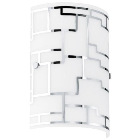 EGLO 92564 - BAYMAN fali lámpa 1xE14/42W