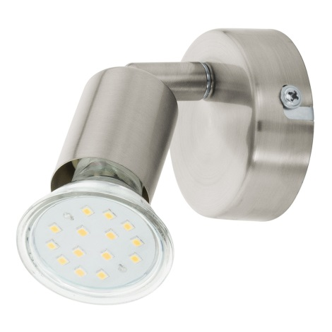 Eglo 92595 - LED spotlámpa BUZZ-LED 1xGU10/2,5/230V