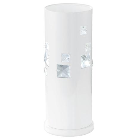 Eglo 92661 - Asztali lámpa PIGARO 1xE27/60W/230V