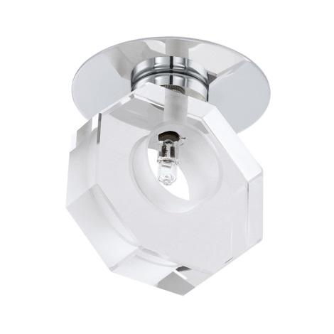 EGLO 92677 - TORTOLI beépíthető lámpa 1xG4/20W