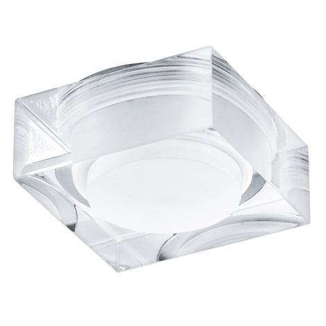 Eglo 92681 - LED Beépíthető lámpa TORTOLI 1xGU10-LED/5W/230V