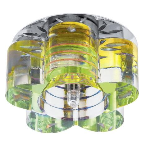 EGLO 92691 - TORTOLI beépíthető lámpa 1xG4/20W
